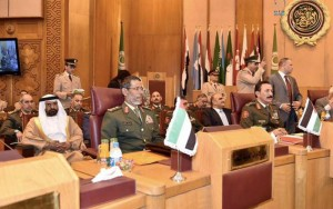 Arab chiefs of staff meeting held in Cairo