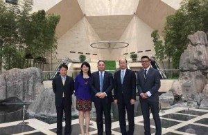 DGCX and Bank of China sign MoU