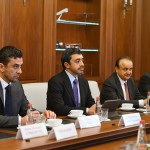 FM meets Russian Trade and Industry Minister