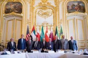 FM participates in GCC-US FMs' meeting