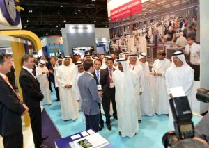 SAIF Zone participates in Airport Show 2015
