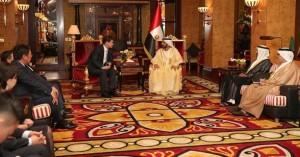 Sheikh Mohammed receives Mongolian PM