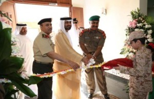 UAE Military Attache office opens in Kuwait