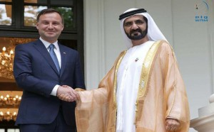 PM meets with elected Polish President