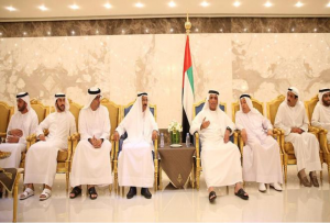 RAK Ruler exchanges Ramadan greetings with sheikhs, officials