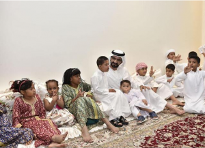 Sheikh Mohammed launches Family Village