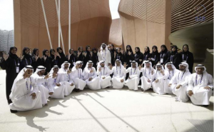 Sheikh Mohammed tours Expo Milano 2015