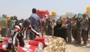 U.N. appeals for humanitarian aid for Iraq