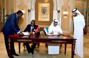 UAE, Angola sign economic and technical agreement