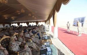 UAE, Egypt conclude Siham Al Haq-3 military exercise