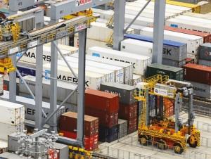 Dubai foreign trade in Q1 2015 grows 3%