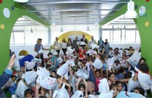 ERC provides Eid clothing to 1200 orphans in Beirut