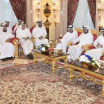 PM meets Dubai Health Authority's Staff