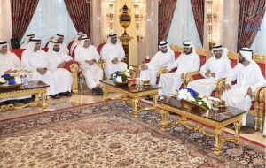 PM meets Dubai Health Authority's Staff