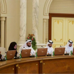 Sharjah Crown Prince chairs Executive Council meeting