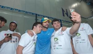 Sheikh Hamdan donates Dh1 mln for LA Games
