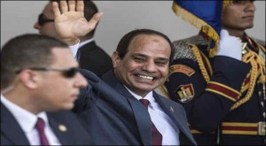 Egypt sets Oct election date