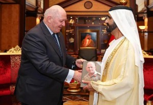 PM receives Governor General of Commonwealth of Australia