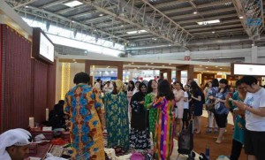 UAE pavilion at Beijing Int'l Book Fair attracts visitors