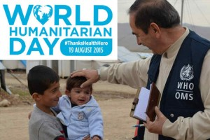 UNFPA commemorates World Humanitarian Day