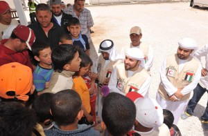 Aid to Syrian refugees exceed Dh602 mln: ERC