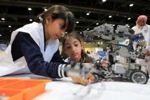Robot Technology Exhibition opens in Dubai