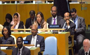 UAE participates in 4th Conference of Speakers of Parliaments