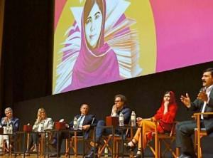 Malala opens UAE film screening
