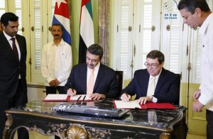 Sheikh Abdullah concludes successful visit to Cuba