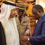 UAE FM decorated with Senegal's National Order of the Lion