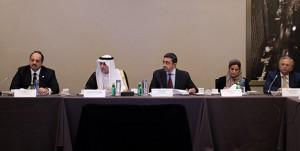 UAE, Saudi, Qatar and Yemen FMs discuss partnership in Yemen