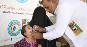 UAE provides 86.6 mln polio vaccines in Pakistan