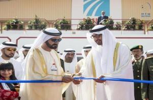 160 aircraft on display as Dubai Airshow opens