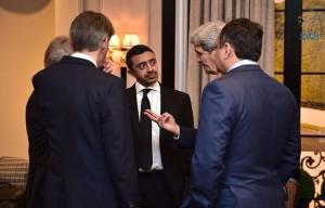 2nd Syria talks held in Vienna