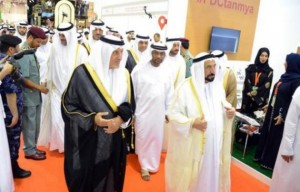 34th edition of Sharjah Int'l Book Fair inaugurated