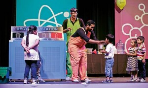 5th edition of Abu Dhabi science festival starts
