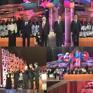 Astana Expo-2017 supports Expo 2020 Dubai