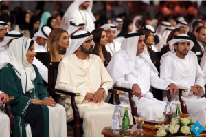 PM attends opening of Emirati Media Forum