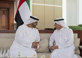 Sheikh Mohamed bin Zayed receives Saudi FM