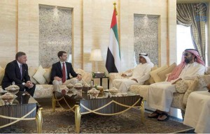 Sheikh Mohamed bin Zayed receives US Congress delegation