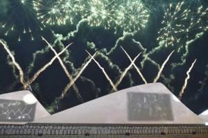 Sheikh Zayed Heritage festival lights up sky