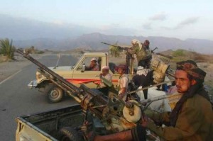 Yemeni legitimate govt forces close in on Taez