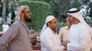 Abu Dhabi CP receives Yemeni Resistance leaders