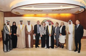 FNC discusses cooperation with Australian Parliament