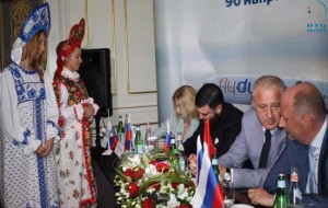 Flydubai and Visit Russia sign agreement