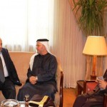 Gargash meets Arab League Secretary General