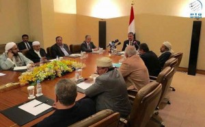Govt determined to end war: Yemeni PM