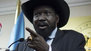President creates 28 new states: S. Sudan