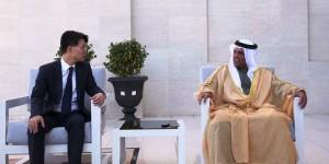 RAK Ruler receives Korean Consul-General