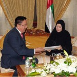 UAE, Kazakhstan parliamentary relations discussed